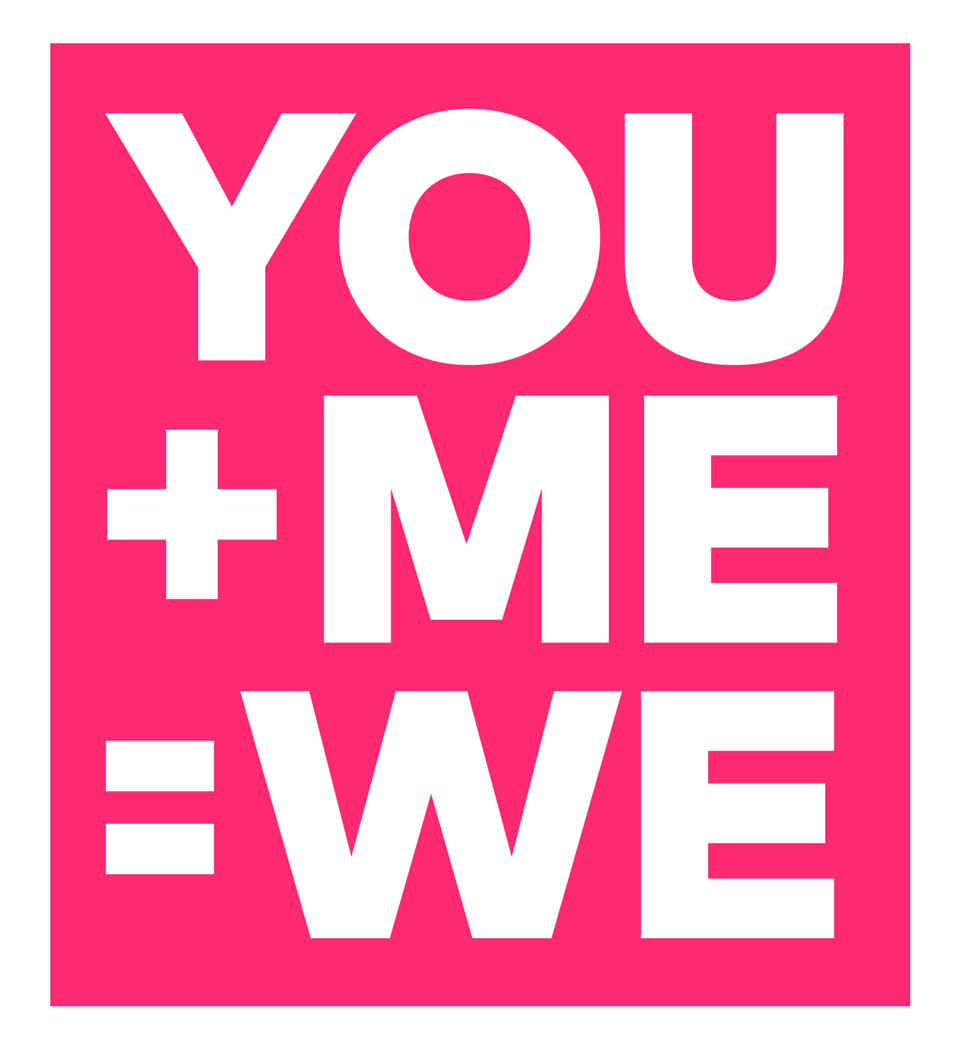 You-plus-me-equals-we