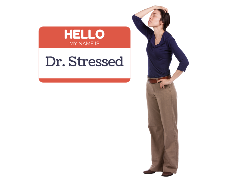 Dr. Stressed. imagegpng